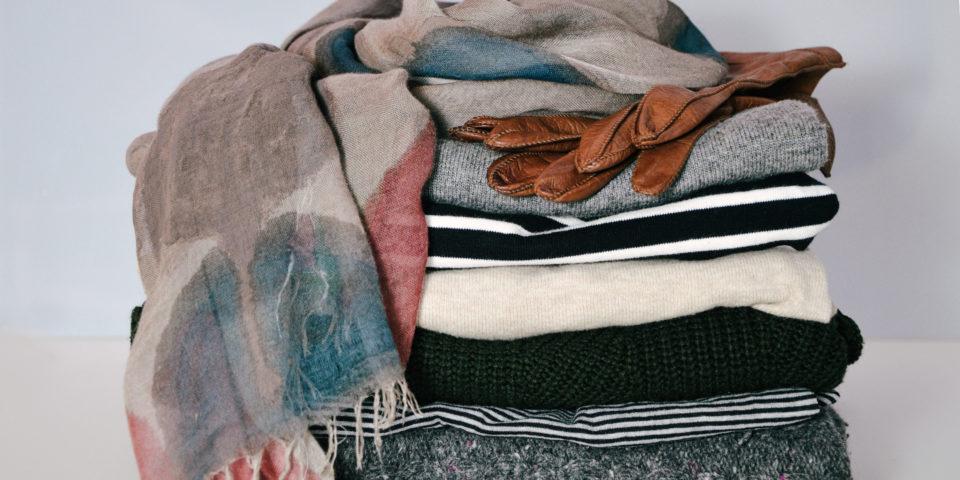 le maglie e gli accessori che ho scelto per il mio armadio capsula di questo inverno 2018 19