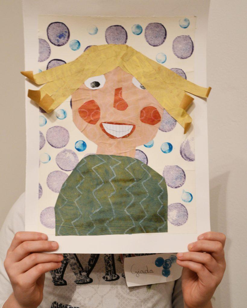 ritratto-a-collage-di-una-bambina-di 8