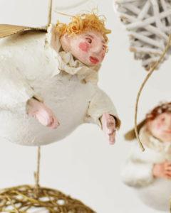 angeli-di-carta-fatti-con-palla-di-polistirolo