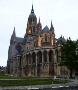Cattedrale-Bayeux