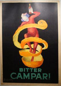 manifesto-pubblicitario-Cappiello-Bitter-Campari