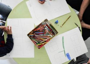 disegna- la tua-casa-a-primavera-giochi-da-fare-in-casa-con -i -bambini