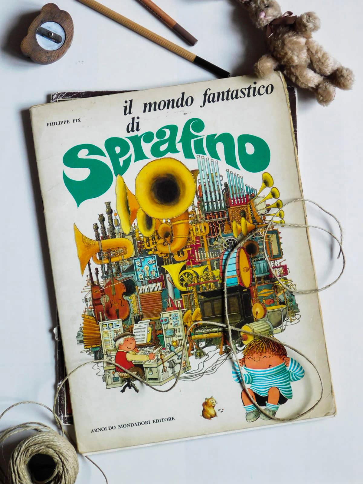 Il-fantastico-mondo-di-serafino-Philippe-Fix-1969
