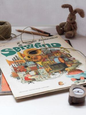 Il-fantastico-mondo-di-serafino- Philippe-Fix-1969